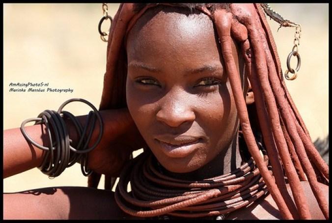 красавица из Химба