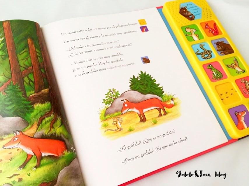 el-grufalo-cuento-literatura-infantil-editorial-bruño