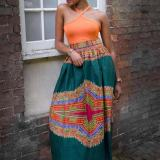 Simple And Top African Maxi Skirts  2017 / 2018