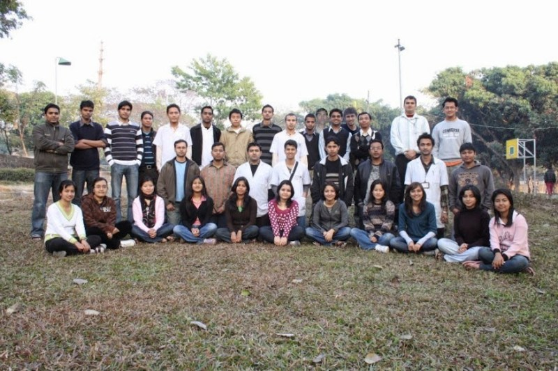 Parikrama 13th Executive Committee
