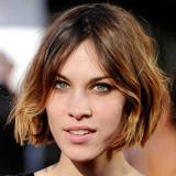 bob hairstyles with ombre color 2016