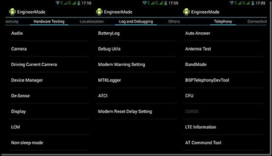 tutorial kode rahasia smartphone android