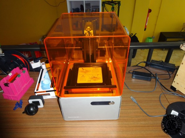MILL FormLabs 3D Printer