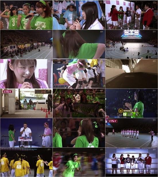 (TV-Variety)(720p) AKB48 – 第2回AKB48大運動会 150524