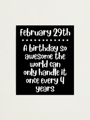Happy 29th Birthday for Him
