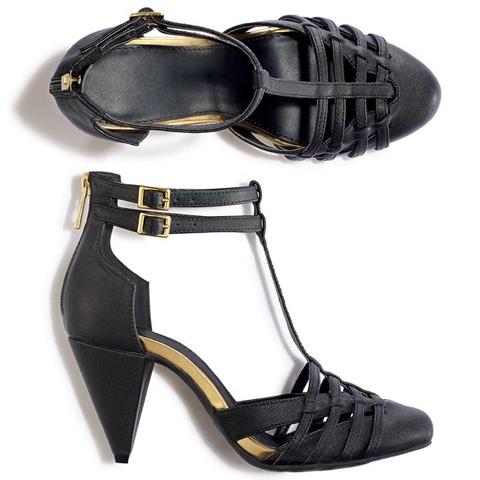 Open-Work Fashion Sandal