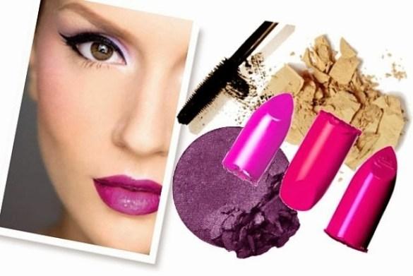 Glamurozne make-up ideje