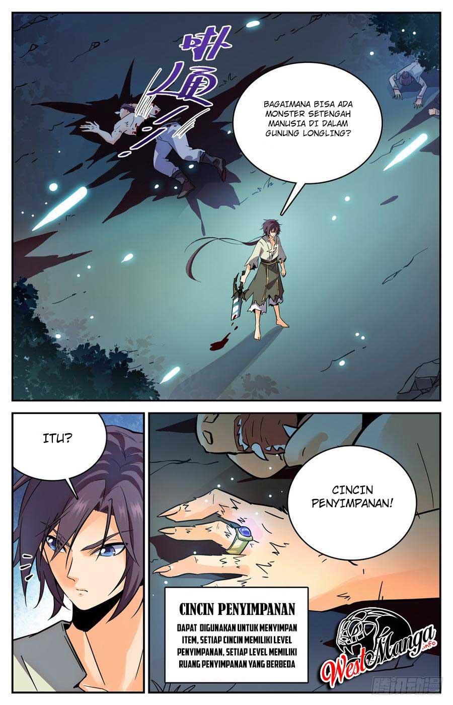 Lian Fei Wei Bao: Chapter 26 - Page 2