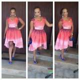 amazing and simple nigerian chitenge wear