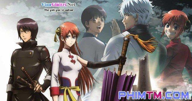 Xem Phim Linh Hồn Bạc: Hồi Silver Soul 2 - Gintama.: Shirogane No Tamashii-hen - Kouhan-sen - phimtm.com - Ảnh 1