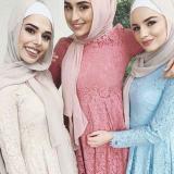 Hijab Colors Fashion Styles 2018 Trendy