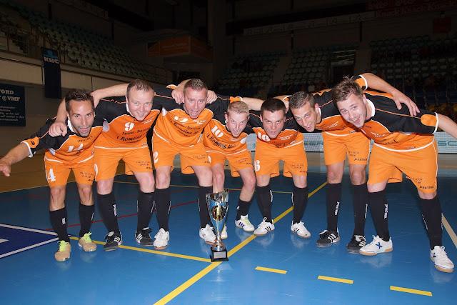 Zwalm wint finale kerncompetitie VMF