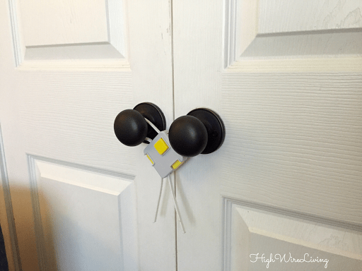 dummy doorknobs