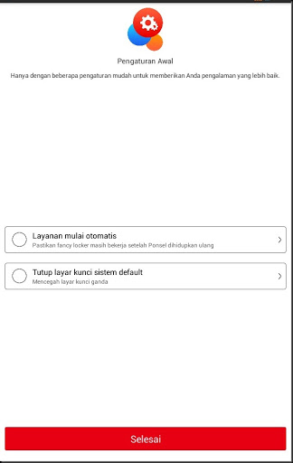 tutorial mempercantik lockscreen android
