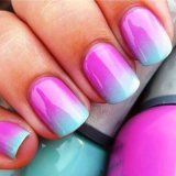 amazing ombre nail art for 2016 trends