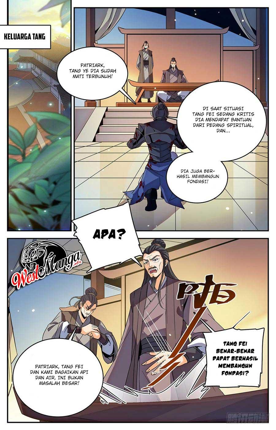 Lian Fei Wei Bao: Chapter 26 - Page 5
