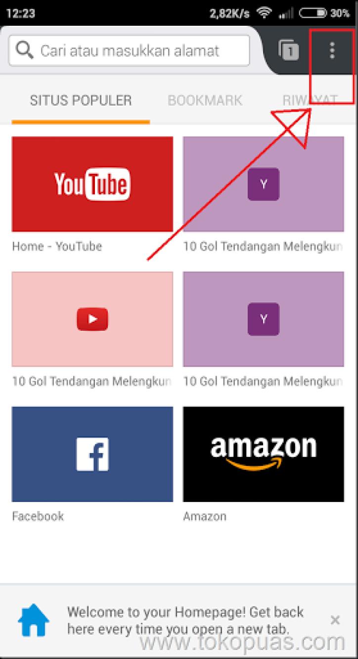 trik memainkan video youtube sambil layar terkunci