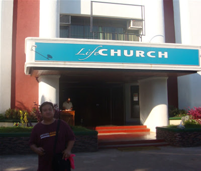 Day 3 - Life Church, venue of Sign Language Training