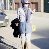 hijab fashion 2016 street style