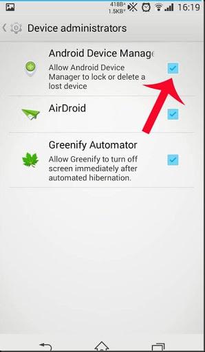 cara menemukan handphone yang hilang kondisi silent mode
