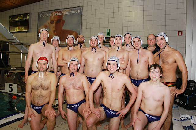 Waterpolo Team Roeselare, 2014-2015