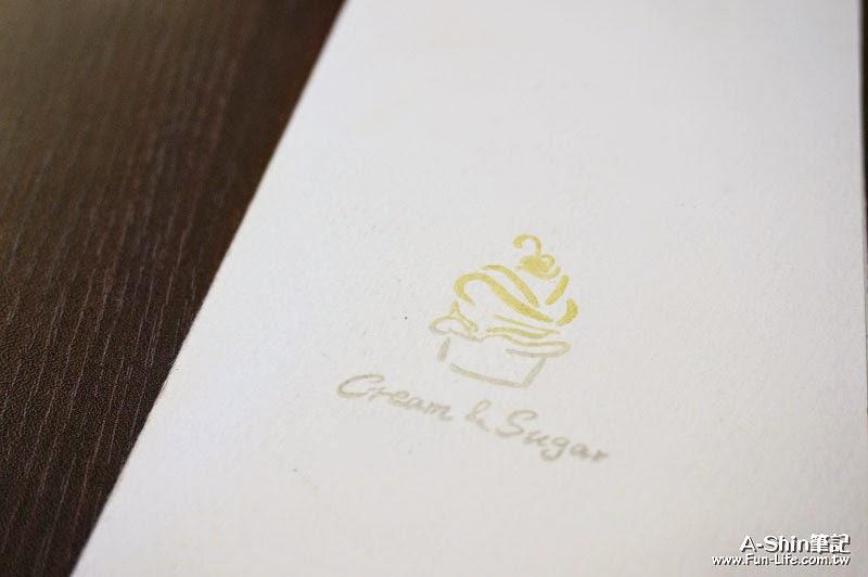 甜忌廉甜點店 Cream&Sugar 菜單Menu
