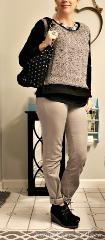 tweed-sweater-grey-jeans-booties-2