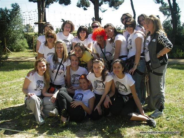 Somos un centro muy visitado por las chicas de Sevilla para sus despedidas