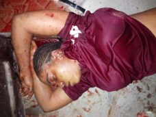 Dead lady caught with a Yahoo boy