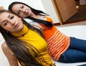 Bangbros - Latina Rampage: Pillando a 2 pajaritas colombianas