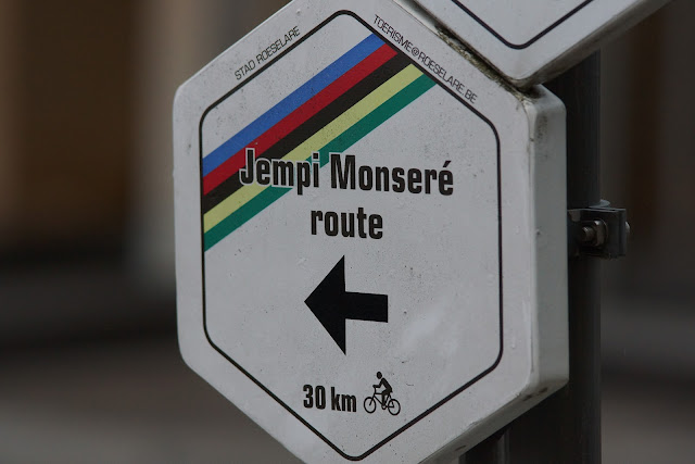 Jempi Monseré route