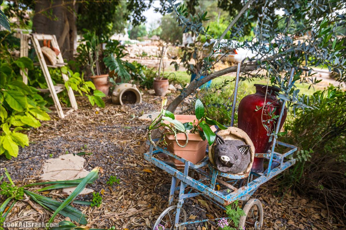 Дом в кибуце | LookAtIsrael.com - Фото путешествия по Израилю