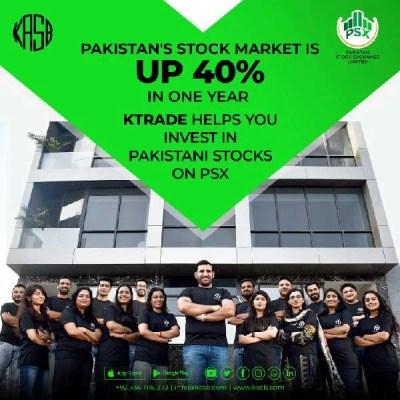 KASB's KTrade raises $4.5m to get Pakistanis to invest in Pakistani stocks