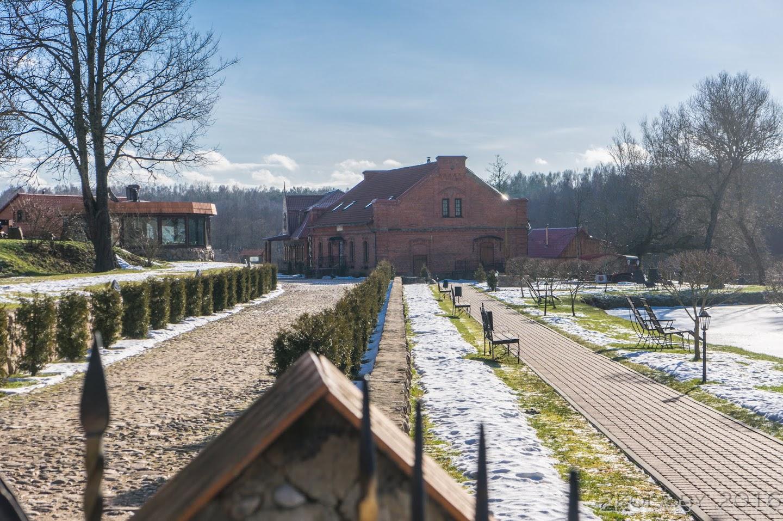 Усадьба Ленских в деревне Сула