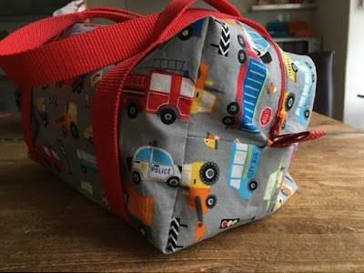Sporttasche für Jungs