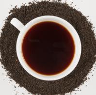 tés para bajar de peso - té negro