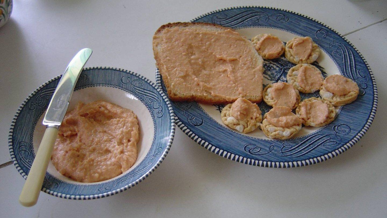My Bean Sandwich Spread/Dip
