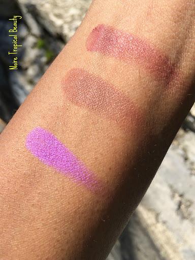 NoireTropicalBeauty MakeupGeek ColourPop ES