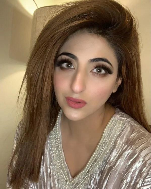 Actress Fatima Sohail pictures