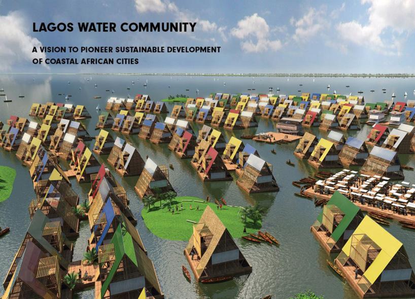 *非洲馬可可(makoko):漂浮在水上的校園! 1