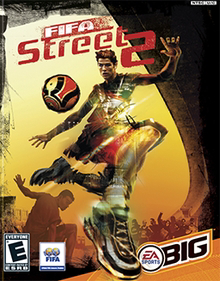 Download FIFA Street 2 PPSSPP CSO Highly Compressed free Game (70 mb).