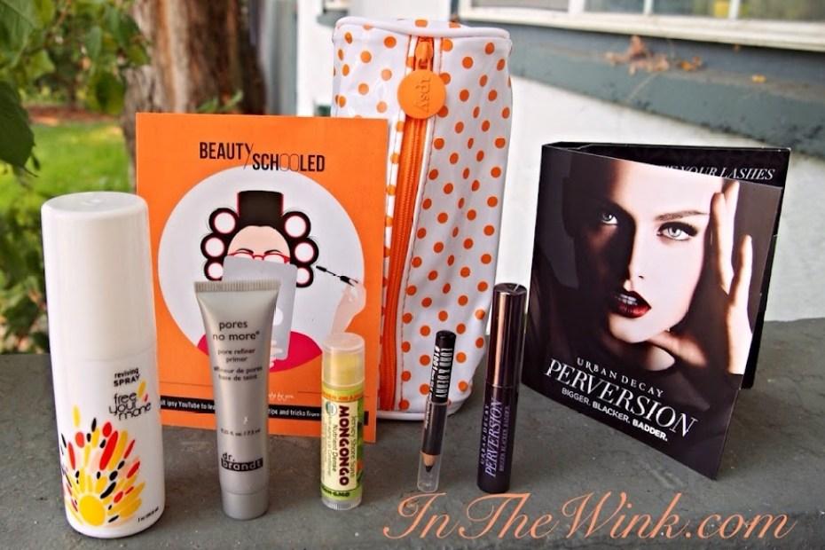 Beauty Box: Ipsy August 2014