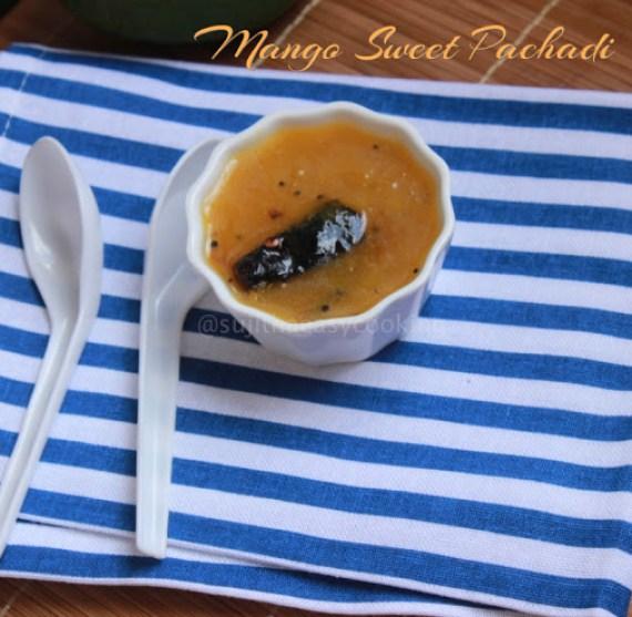 Mango Sweet Pachadi3