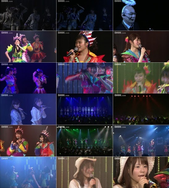 """(LIVE)(公演) NMB48 チームN """"ここにだって天使はいる"""" 河野早紀 卒業公演 150410 & 150414 & 150417 & 150423 & 150427 & 150430"""