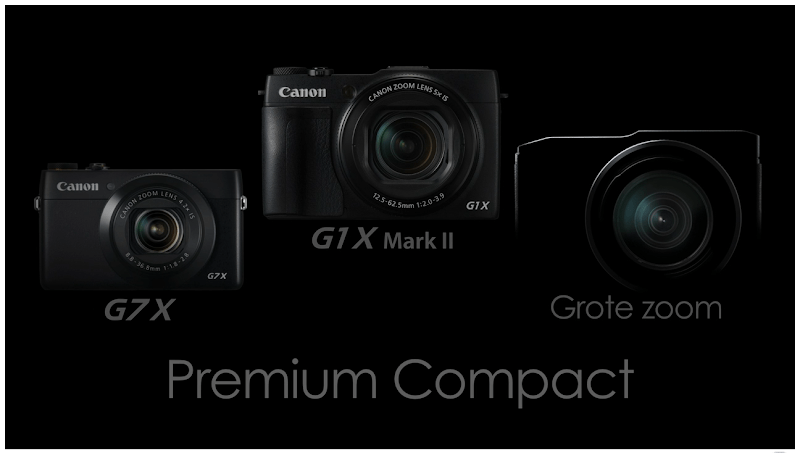 The Next Large Sensor PowerShot Camera