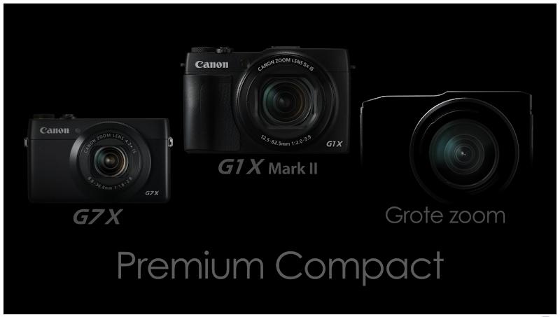 The Next Large Sensor PowerShot Camera