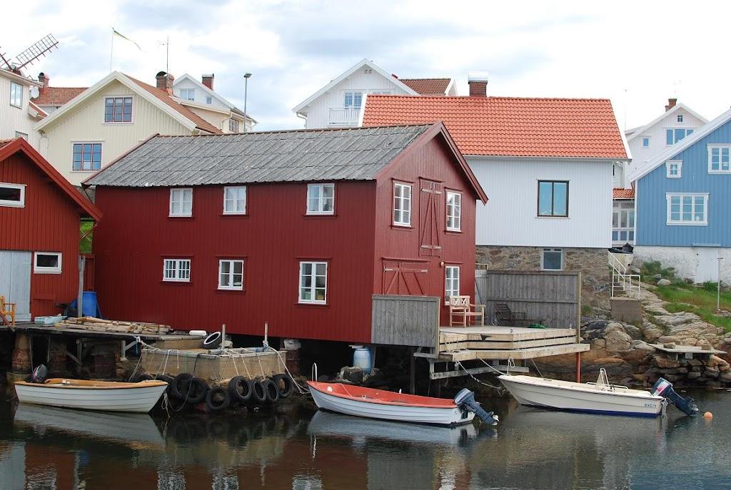 Gleerups stuga i Mollösund