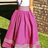 the best 2016 shweshwe dresses