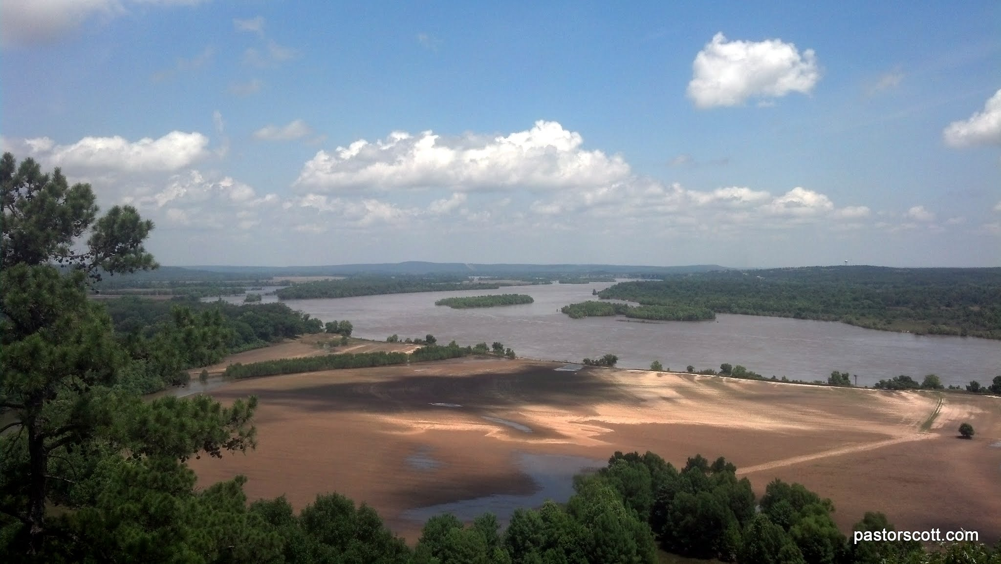Sightseeing Review Pinnacle Mountain State Park Little