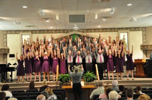 2012 Sing-Out - First Baptist